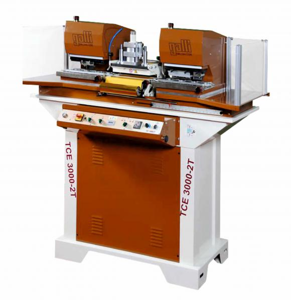 GALLI TCE3000/2T leather belt cutting machine